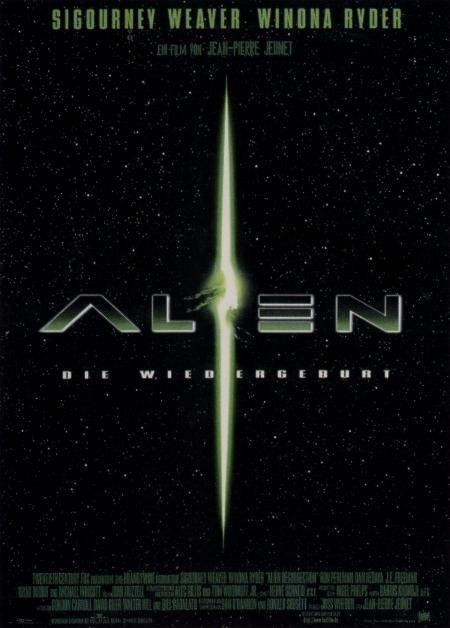 Alien - Die Wiedergeburt [1997]
